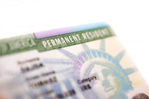 A United States LPR Card
